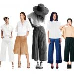 wear culottes